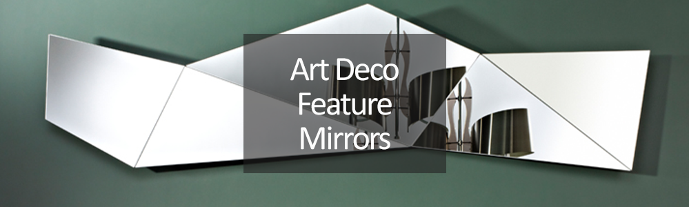 Art Deco Feature Mirrors