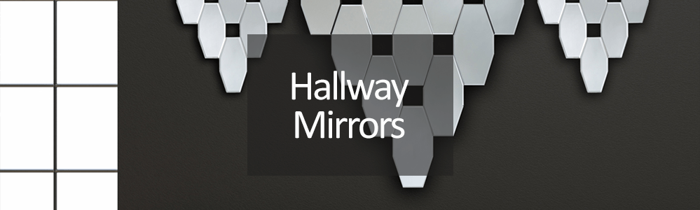 large long hallway Mirror