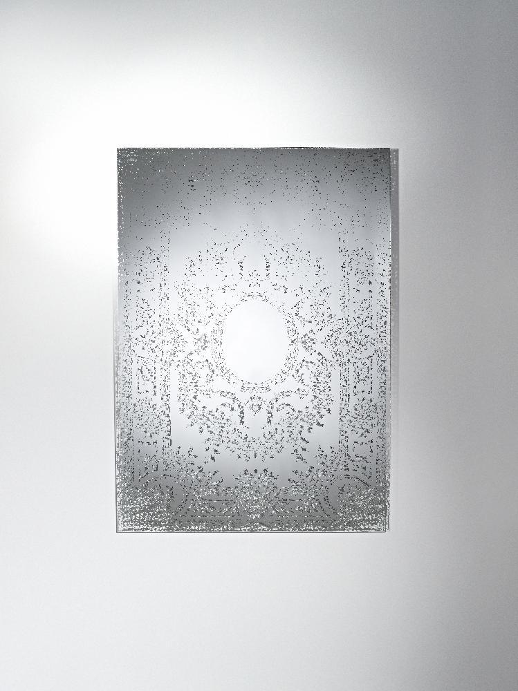 Oxide Transparent Decorative Design Frameless Wall Mirror